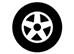 Tire Rotation Icon