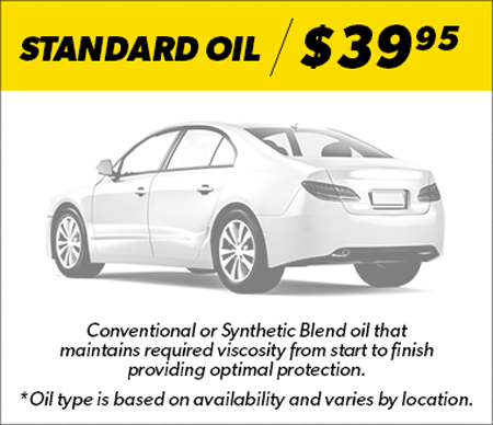 Synthetic Blend Oil Change Joe Saelens
